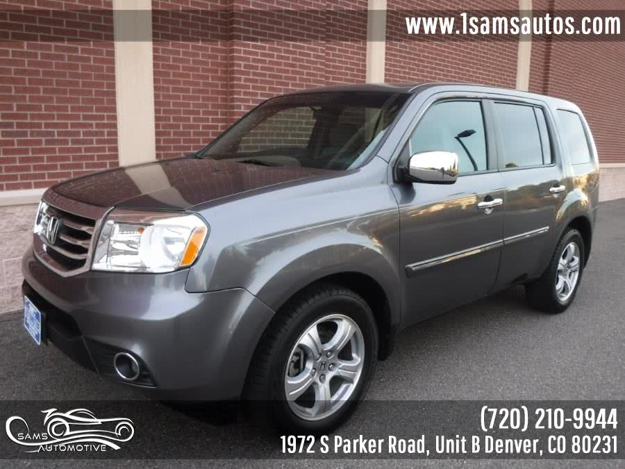 Used 2014 Honda Pilot in Denver, Colorado | Sam's Automotive. Denver, Colorado