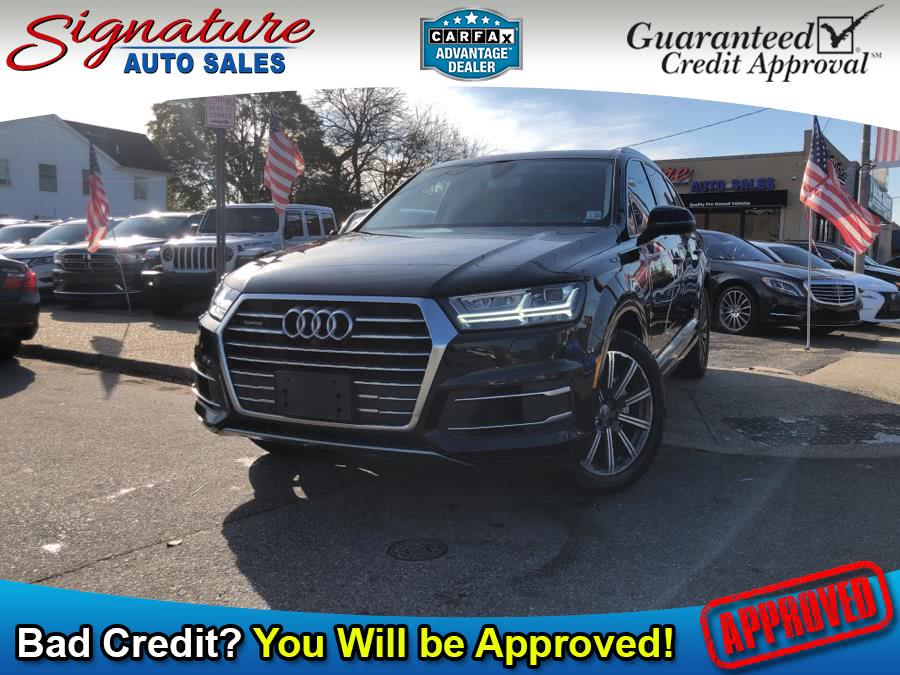 Used 2017 Audi Q7 in Franklin Square, New York | Signature Auto Sales. Franklin Square, New York