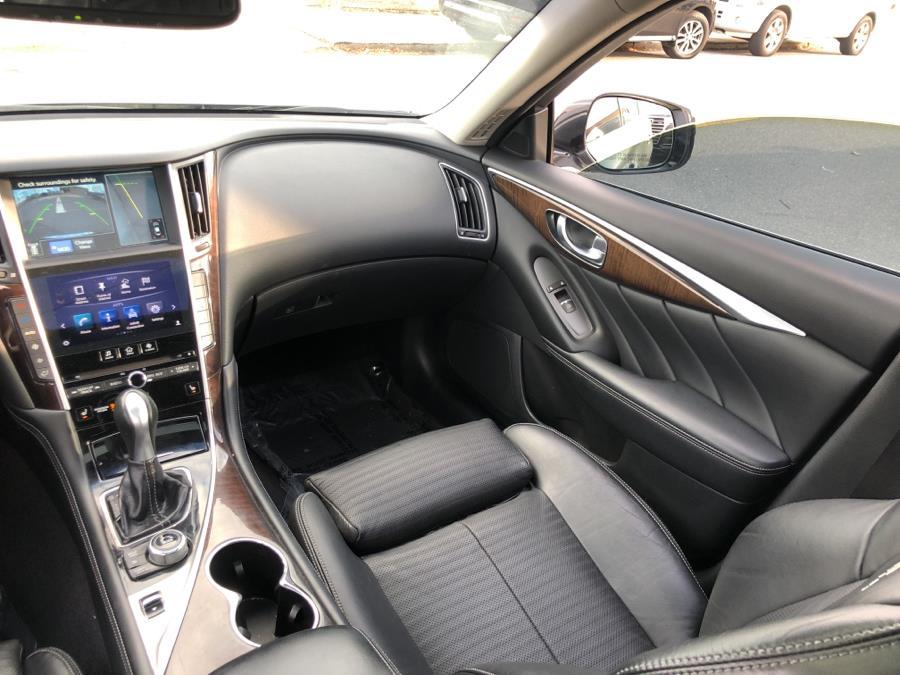 Used Infiniti Q50 4dr Sdn AWD Sport 2014   Signature Auto Sales. Franklin Square, New York