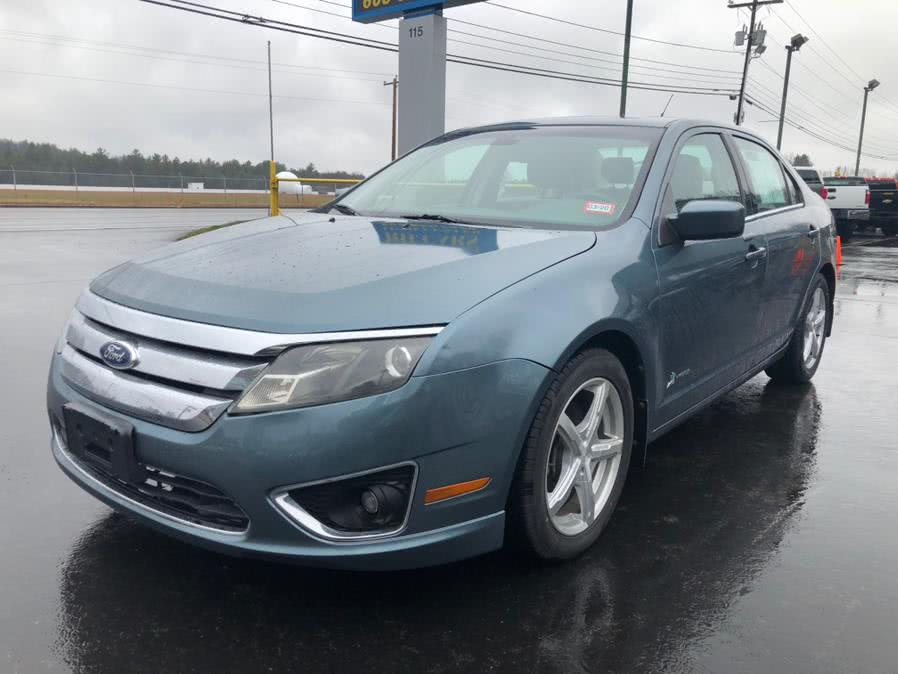 Used 2011 Ford Fusion in Merrimack, New Hampshire | RH Cars LLC. Merrimack, New Hampshire