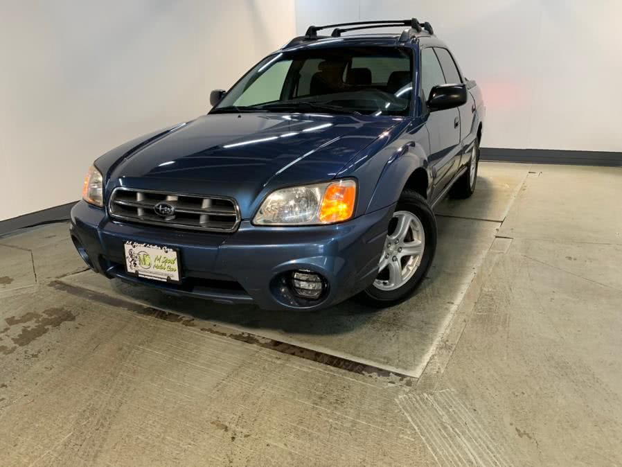 Used 2006 Subaru Baja in Hillside, New Jersey | M Sport Motor Car. Hillside, New Jersey