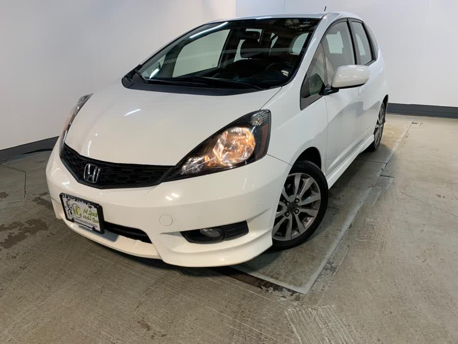 Used 2012 Honda Fit in Lodi, New Jersey | European Auto Expo. Lodi, New Jersey