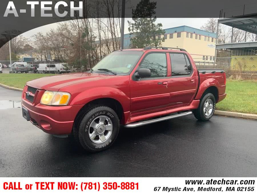 Used 2004 Ford Explorer Sport Trac in Medford, Massachusetts | A-Tech. Medford, Massachusetts