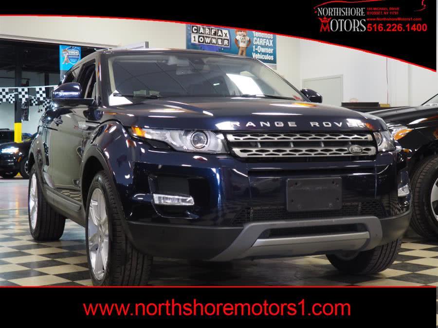 Used 2015 Land Rover Range Rover Evoque in Syosset , New York   Northshore Motors. Syosset , New York
