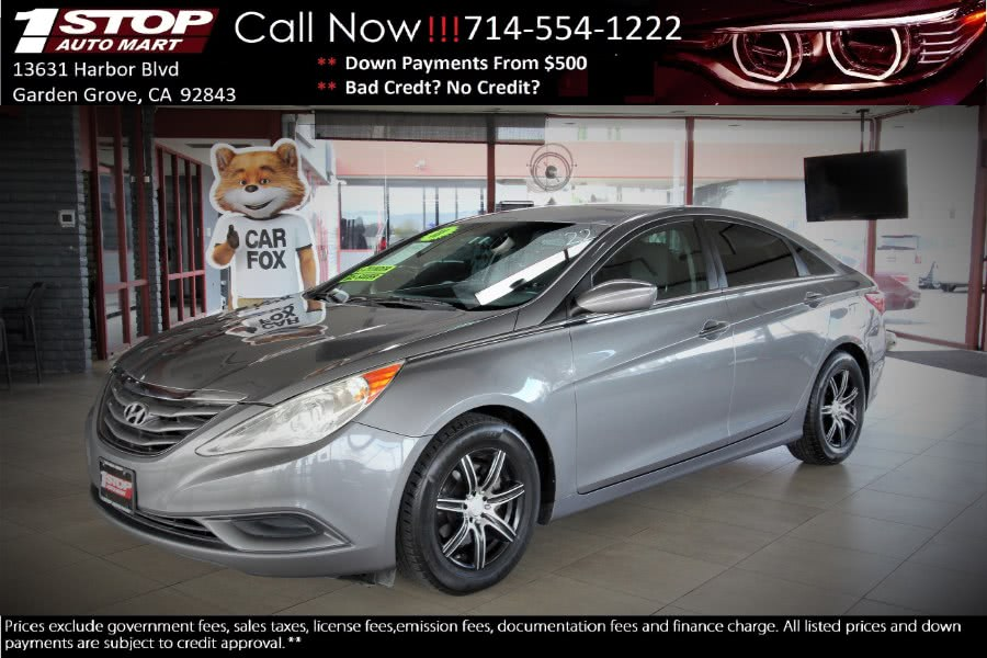 Used 2011 Hyundai Sonata in Garden Grove, California | 1 Stop Auto Mart Inc.. Garden Grove, California