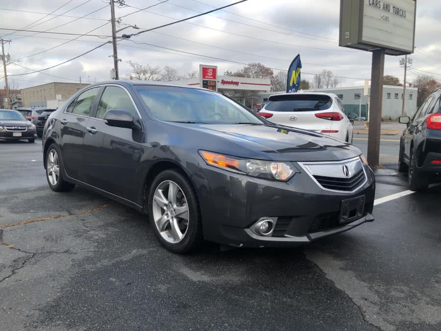 Used Acura Tsx 4DR SDN I4 AUTO 2012 | Champion City Motors. Brockton, Massachusetts