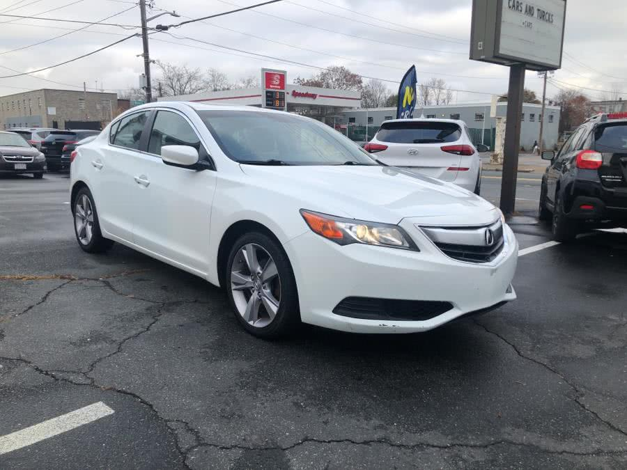 Used Acura Ilx 4DR SDN 2.0L 2014 | Champion City Motors. Brockton, Massachusetts
