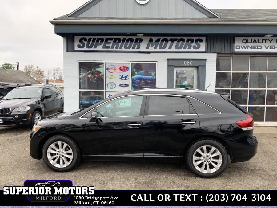 Used 2013 Toyota Venza XLE AWD in Milford, Connecticut | Superior Motors LLC. Milford, Connecticut