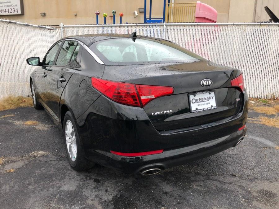 Used Kia Optima 4dr Sdn LX 2013 | Carmatch NY. Bayshore, New York