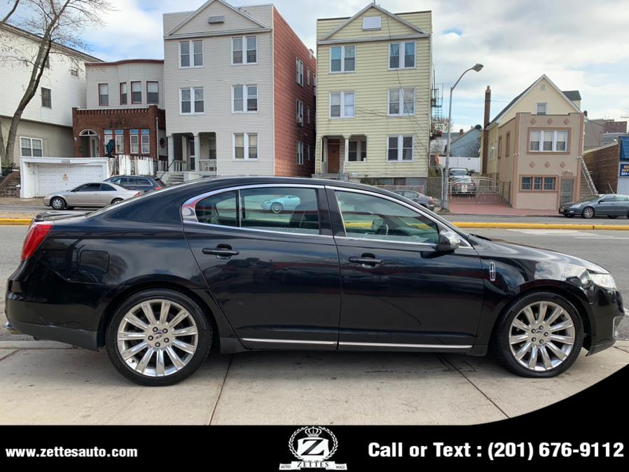 Used Lincoln MKS 4dr Sdn 3.7L AWD 2010 | Zettes Auto Mall. Jersey City, New Jersey