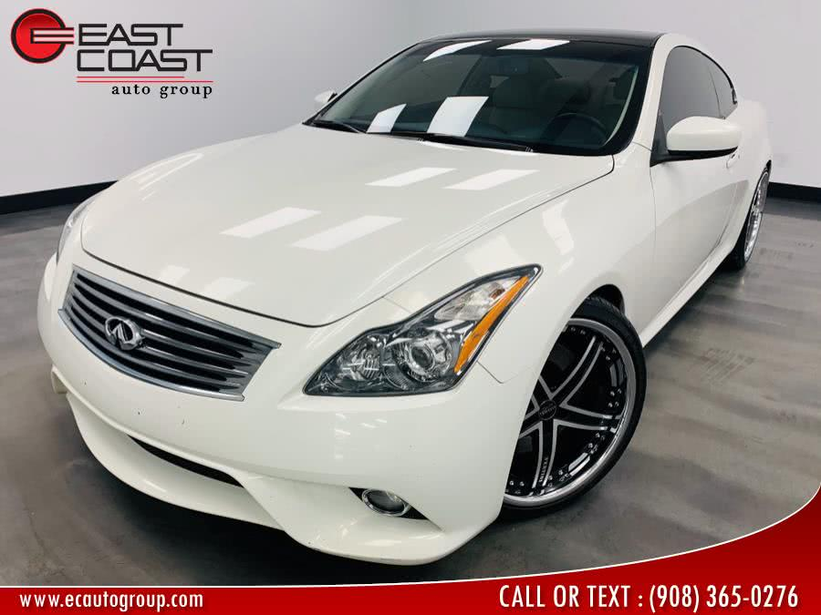 Used 2013 Infiniti G37 Coupe in Linden, New Jersey   East Coast Auto Group. Linden, New Jersey