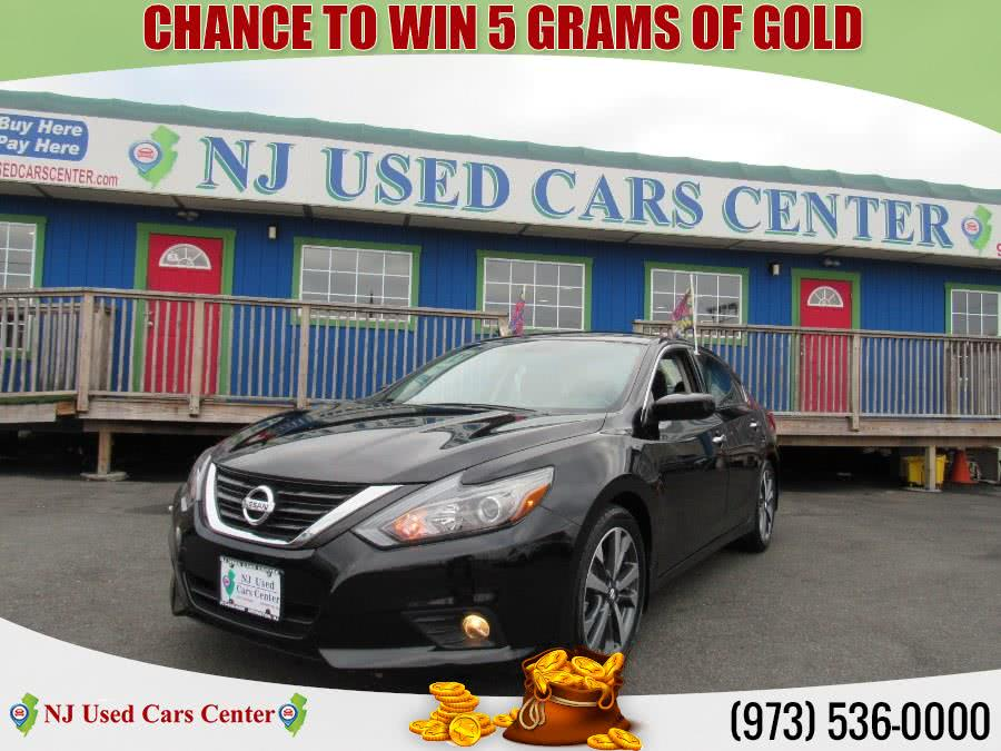 Used 2016 Nissan Altima in Irvington, New Jersey | NJ Used Cars Center. Irvington, New Jersey