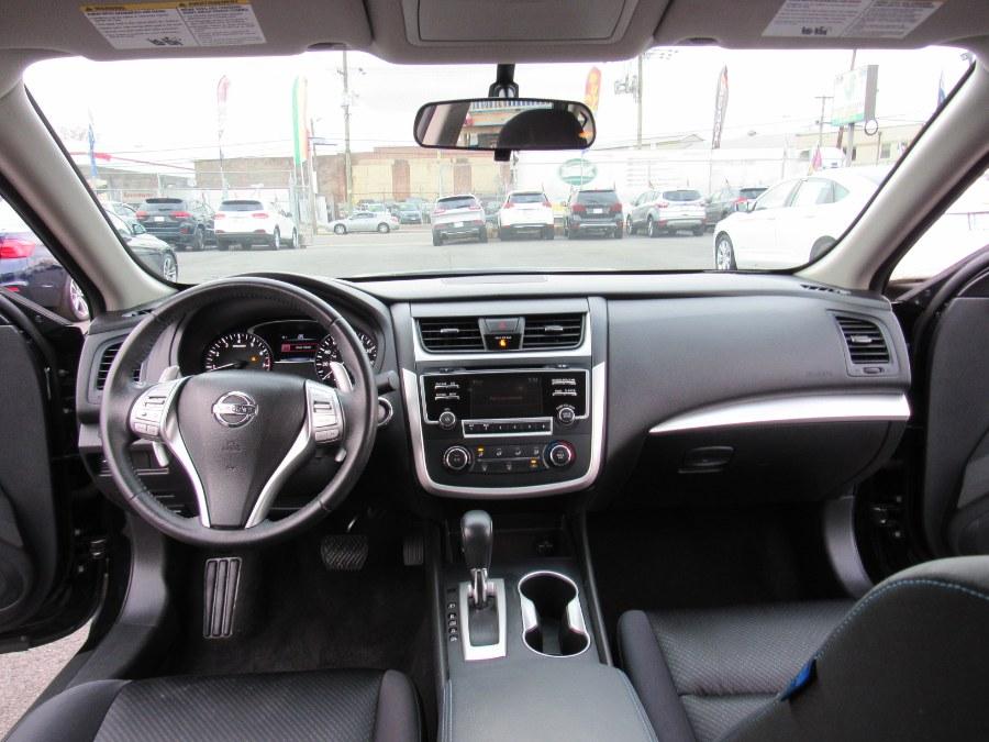 Used Nissan Altima 4dr Sdn I4 2.5 SR 2016   NJ Used Cars Center. Irvington, New Jersey
