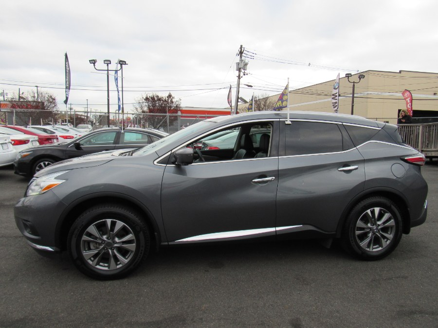 2017 Nissan Murano FWD SL, available for sale in Irvington, New Jersey | NJ Used Cars Center. Irvington, New Jersey