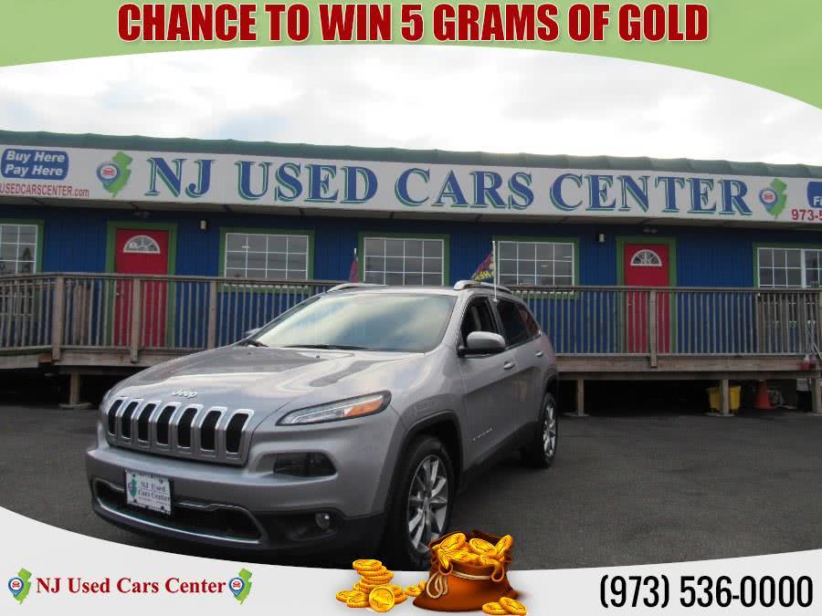 Used 2018 Jeep Cherokee in Irvington, New Jersey   NJ Used Cars Center. Irvington, New Jersey