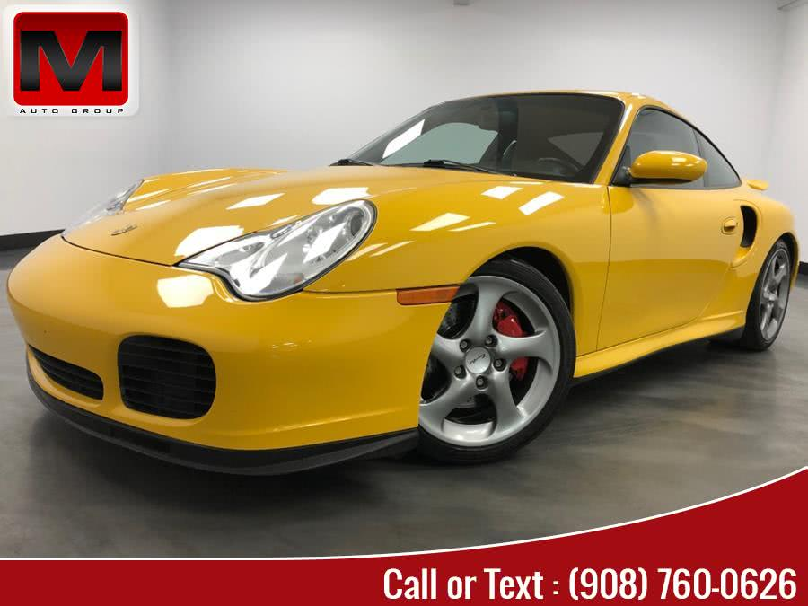 Used 2003 Porsche 911 TURBO in Elizabeth, New Jersey | M Auto Group. Elizabeth, New Jersey