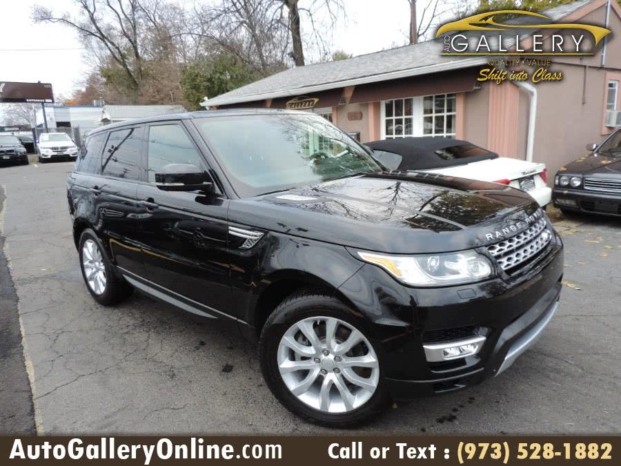 Used 2015 Land Rover Range Rover Sport in Lodi, New Jersey | Auto Gallery. Lodi, New Jersey