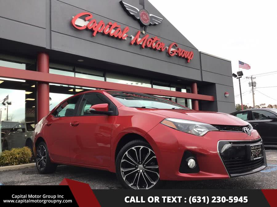 Used 2015 Toyota Corolla in Medford, New York | Capital Motor Group Inc. Medford, New York