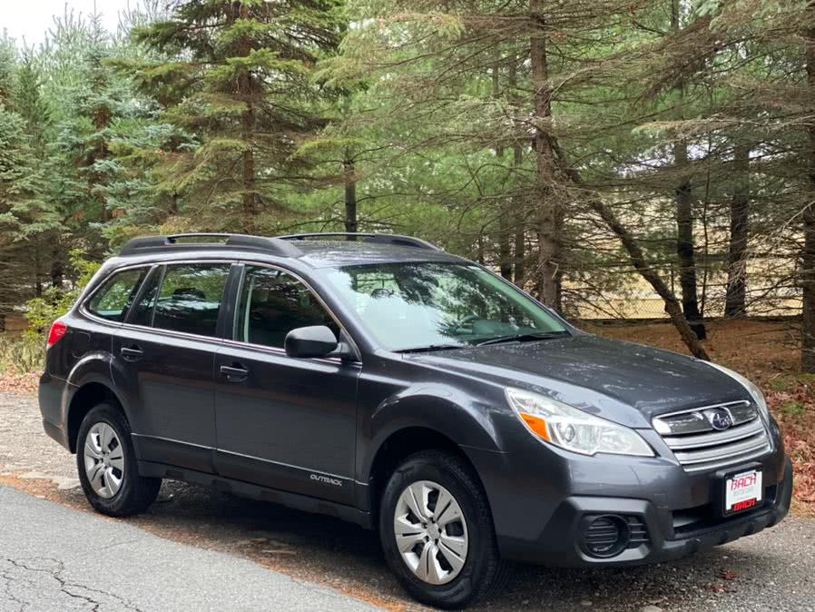 2013 Subaru Outback 4dr Wgn H4 Auto 2.5i, available for sale in Canton , Connecticut | Bach Motor Cars. Canton , Connecticut