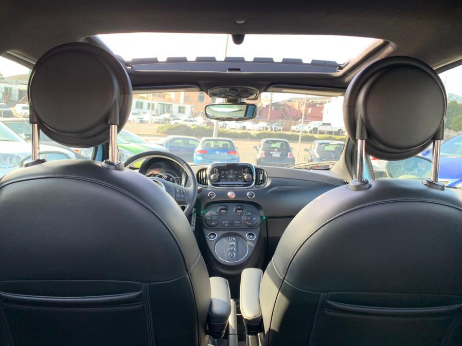 Used FIAT 500e Moonroof 2016 | Green Light Auto Wholesale. Daly City, California