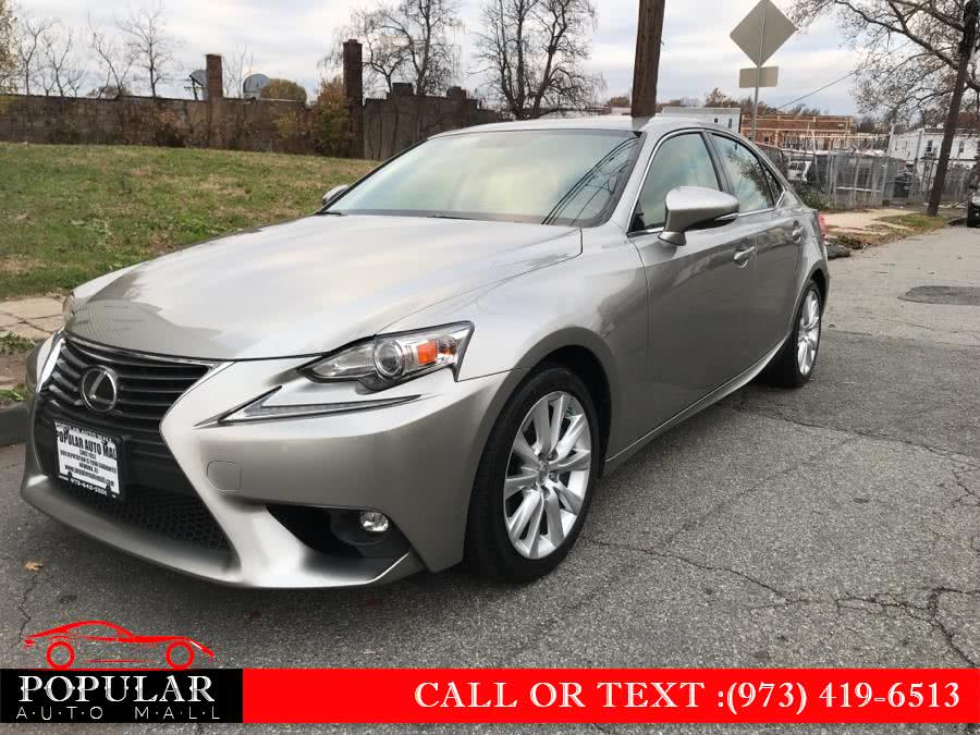 Used 2016 Lexus IS 300 in Newark , New Jersey | Popular Auto Mall Inc . Newark , New Jersey