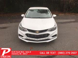 2017 Chevrolet Cruze 4dr Sdn Auto LS, available for sale in Charlotte, North Carolina   Prestige Automotive Companies. Charlotte, North Carolina