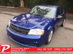 Used 2013 Dodge Avenger in Charlotte, North Carolina | Prestige Automotive Companies. Charlotte, North Carolina