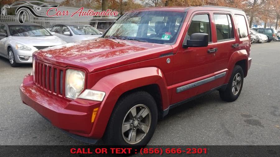2008 Jeep Liberty For Sale >> Jeep Liberty 2008 In Delran Cinnaminson Willingboro