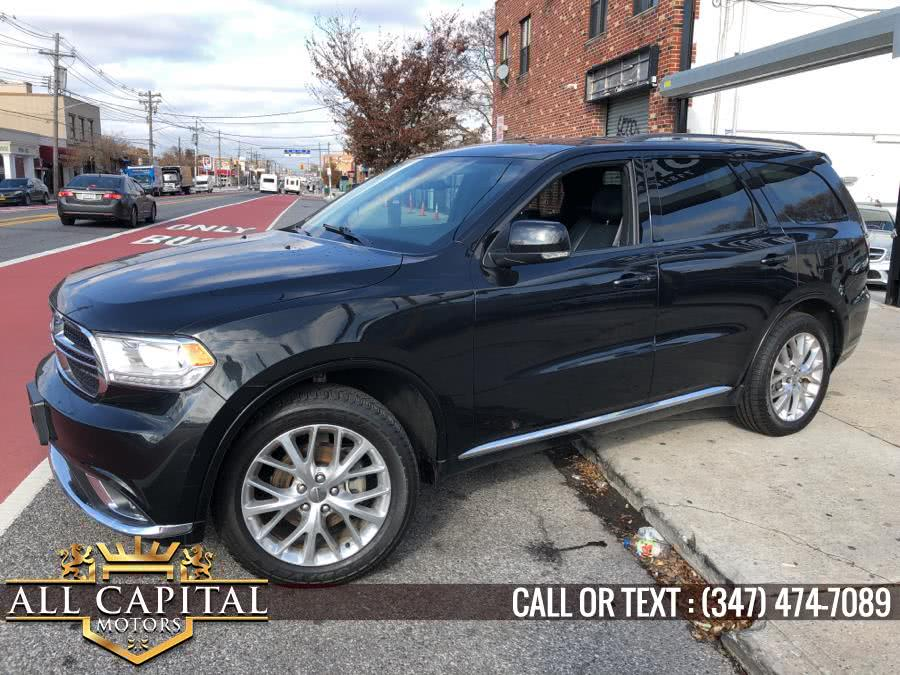Used 2016 Dodge Durango in Brooklyn, New York | All Capital Motors. Brooklyn, New York