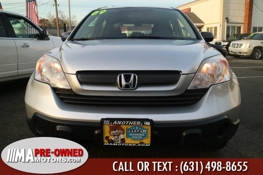 2009 Honda CR-V 4WD 5dr LX, available for sale in Huntington, New York | M & A Motors. Huntington, New York