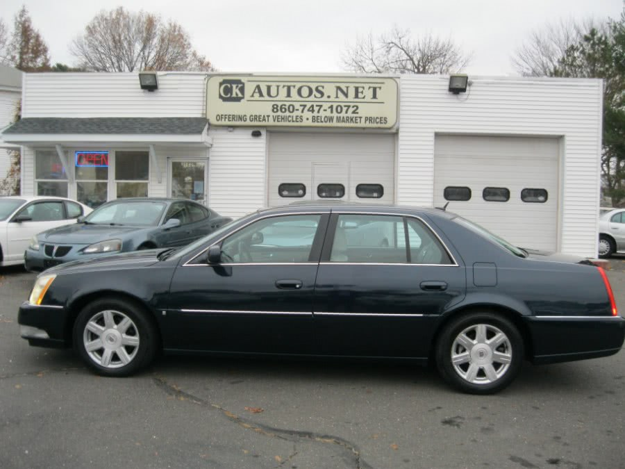 Used 2008 Cadillac DTS in Plainville, Connecticut | CK Autos. Plainville, Connecticut