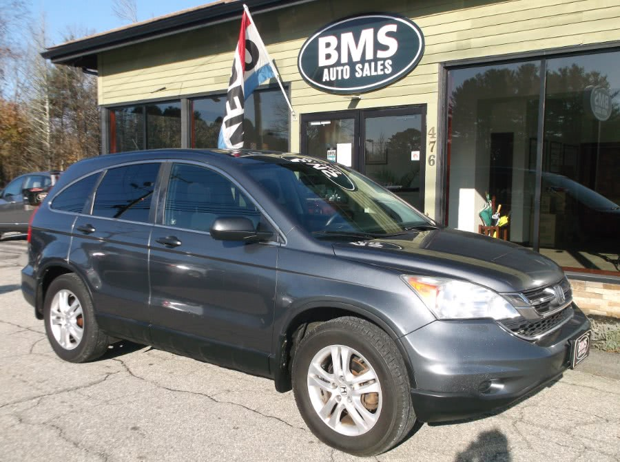 Used 2010 Honda CR-V in Brooklyn, Connecticut | Brooklyn Motor Sports Inc. Brooklyn, Connecticut