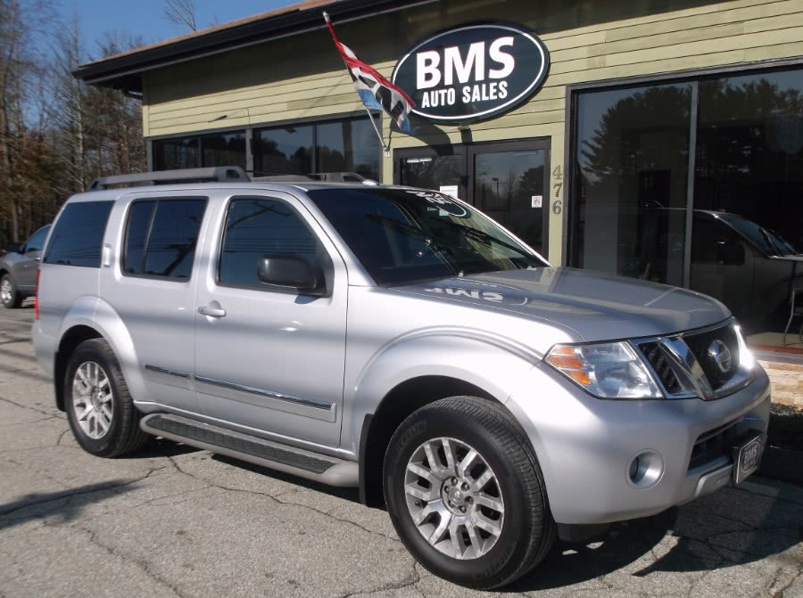 Used 2010 Nissan Pathfinder in Brooklyn, Connecticut | Brooklyn Motor Sports Inc. Brooklyn, Connecticut