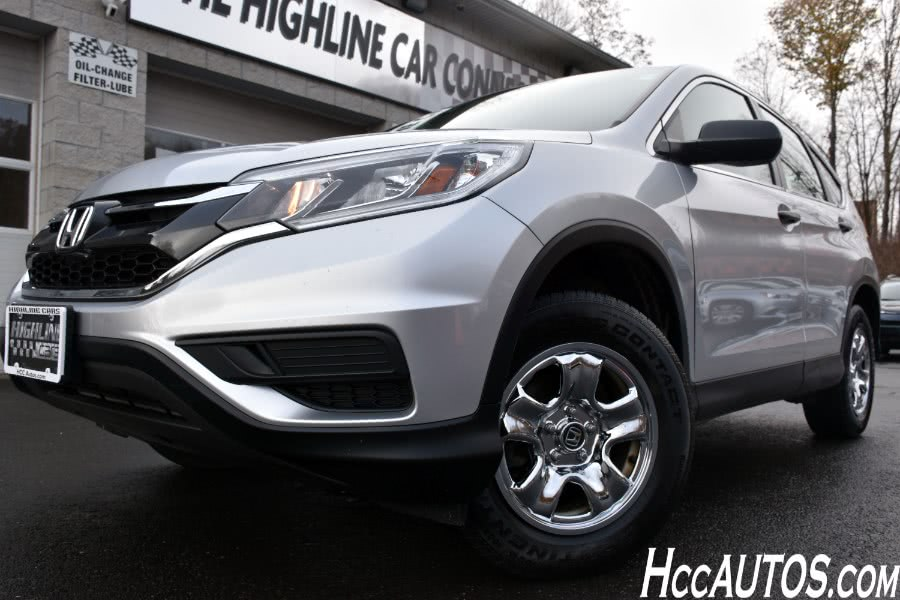 Used 2016 Honda CR-V in Waterbury, Connecticut | Highline Car Connection. Waterbury, Connecticut