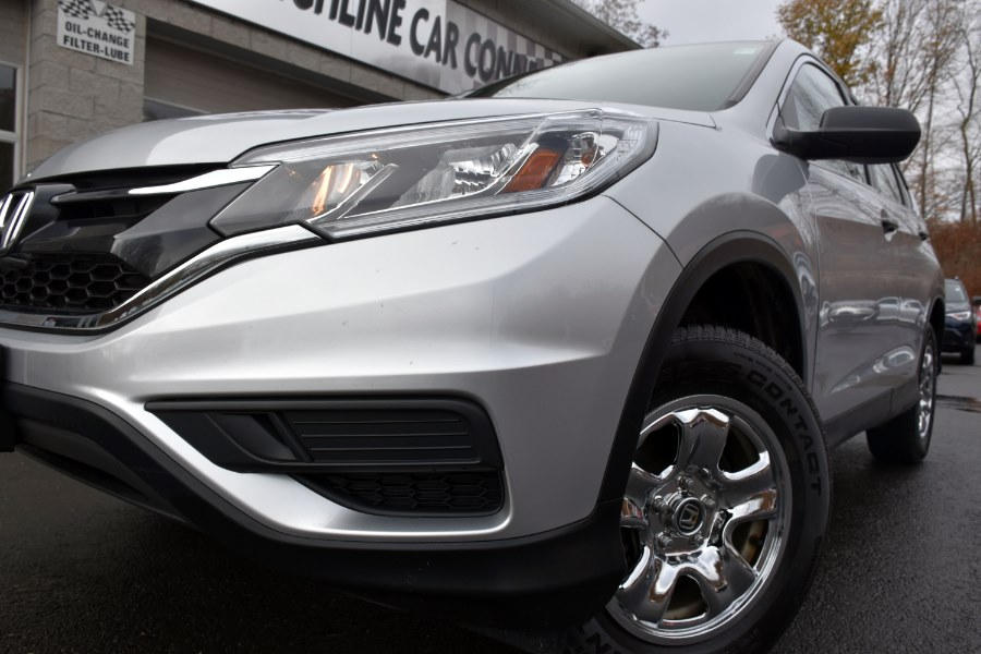 2016 Honda CR-V AWD 5dr LX, available for sale in Waterbury, Connecticut | Highline Car Connection. Waterbury, Connecticut