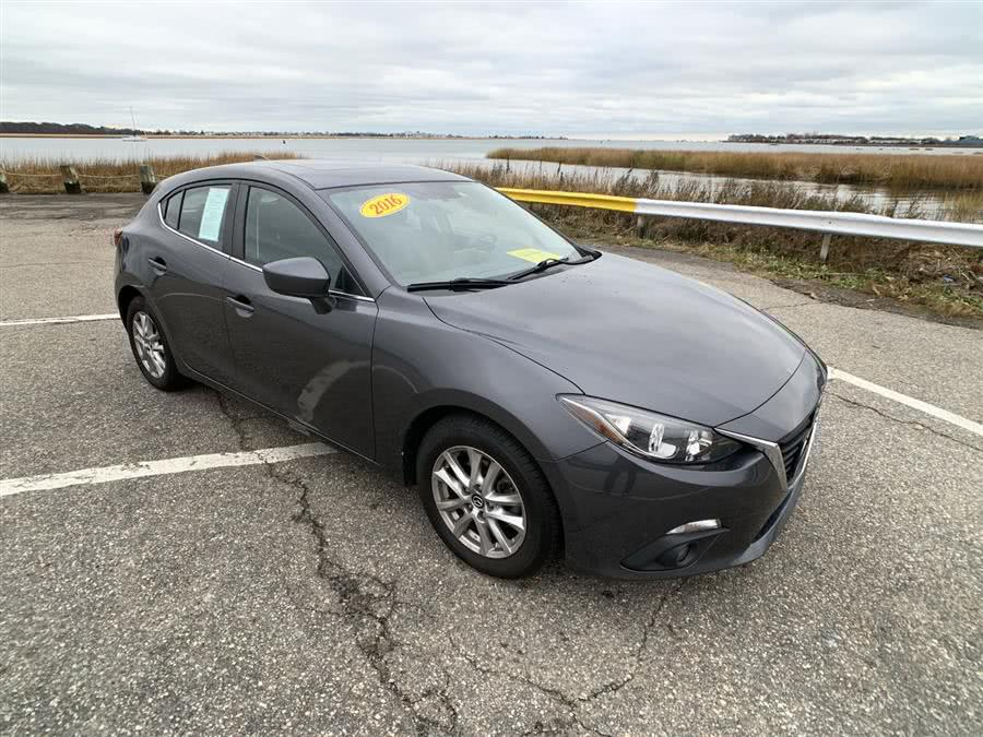 Used 2016 Mazda Mazda3 in Stratford, Connecticut | Wiz Leasing Inc. Stratford, Connecticut