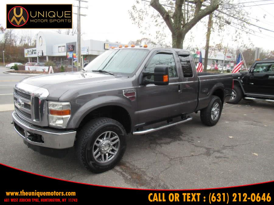 Used 2008 Ford Super Duty F-250 in Huntington, New York | Unique Motor Sports. Huntington, New York
