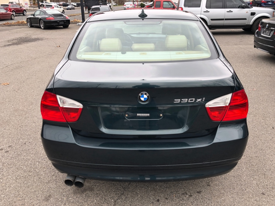 2006 BMW 3 Series 330xi 4dr Sdn AWD, available for sale in New Milford, CT