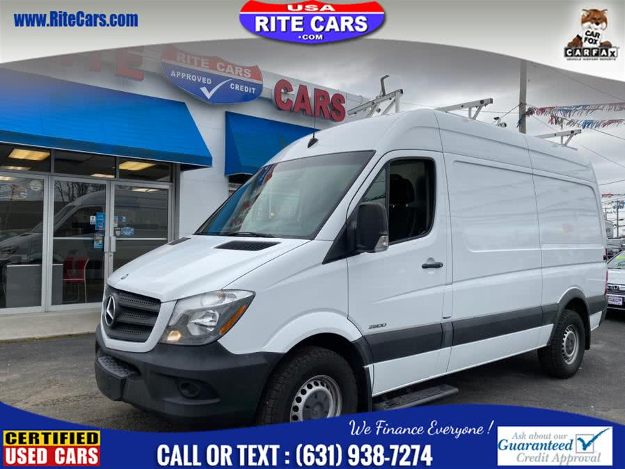 Used 2016 Mercedes-Benz Sprinter Cargo Vans in Lindenhurst, New York | Rite Cars, Inc. Lindenhurst, New York