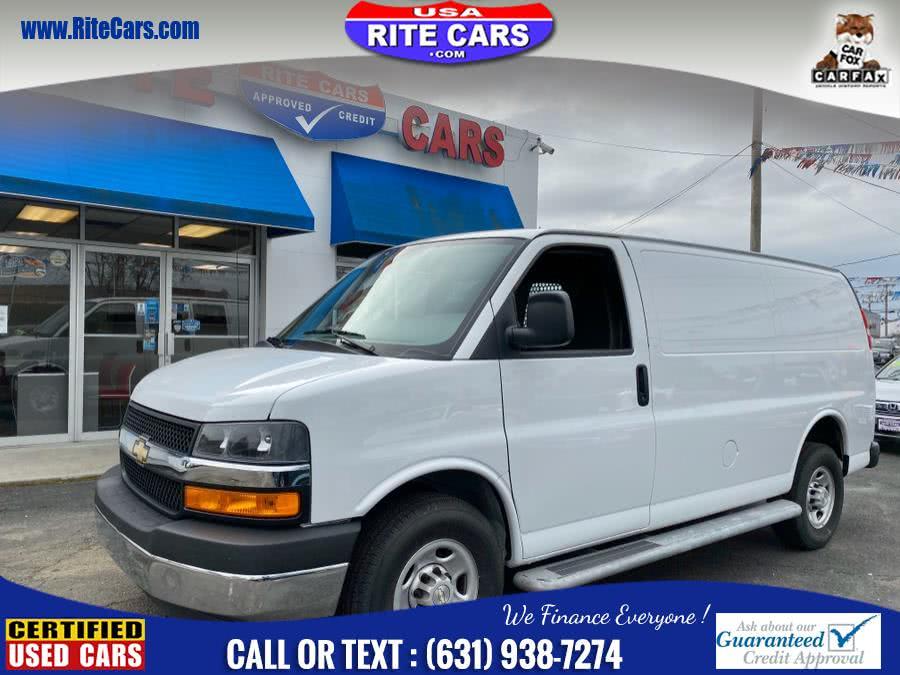 Used 2018 Chevrolet Express Cargo Van in Lindenhurst, New York | Rite Cars, Inc. Lindenhurst, New York