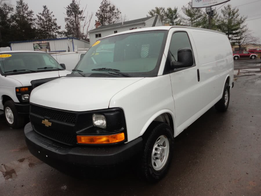 Used 2013 Chevrolet Express Cargo Van in Berlin, Connecticut | International Motorcars llc. Berlin, Connecticut