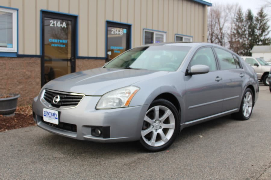 Used 2007 Nissan Maxima in East Windsor, Connecticut | Century Auto And Truck. East Windsor, Connecticut