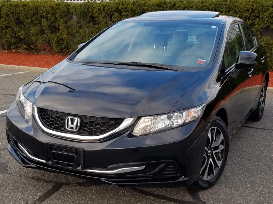 Used 2013 Honda Civic in Queens, New York