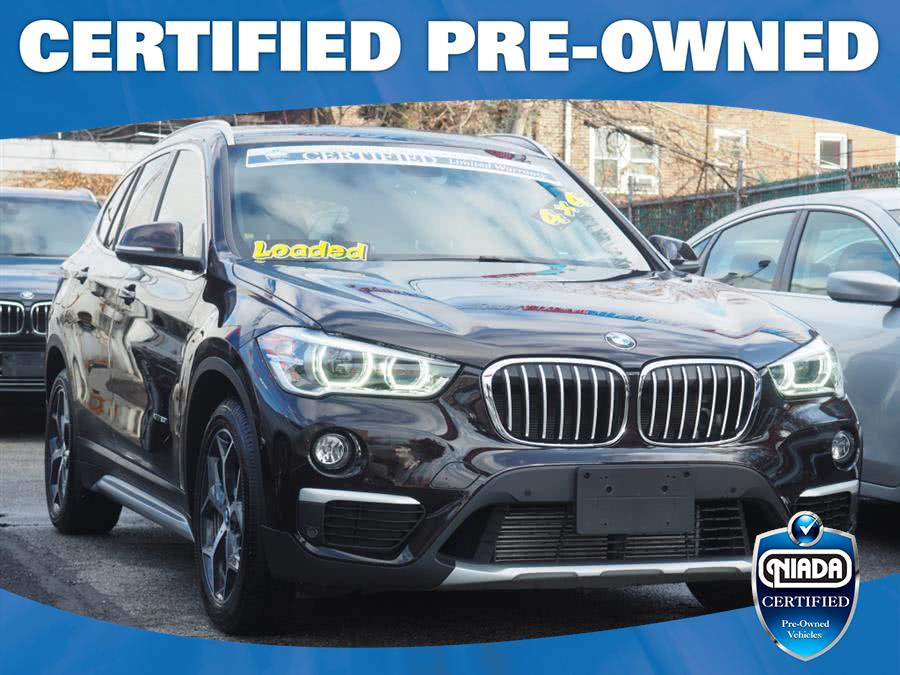 Used 2016 BMW X1 in Jackson Heights, New York | Connection Auto Sales Inc.. Jackson Heights, New York