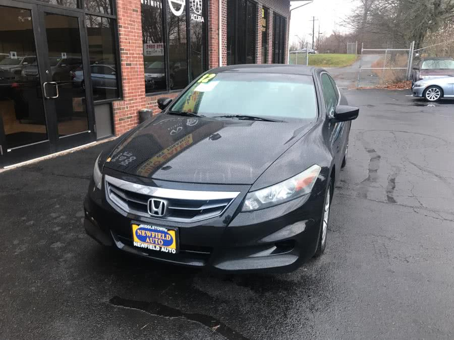 Used 2012 Honda Accord Cpe in Middletown, Connecticut | Newfield Auto Sales. Middletown, Connecticut
