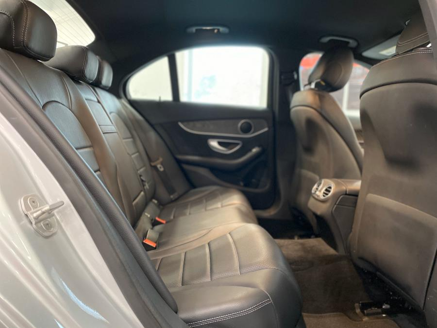 2016 Mercedes-Benz C-Class 4dr Sdn C300 Sport 4MATIC, available for sale in Franklin Square, New York | Luxury Motor Club. Franklin Square, New York