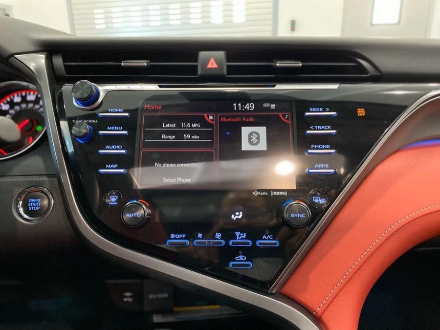 Used Toyota Camry XSE Auto (Natl) 2019 | Luxury Motor Club. Franklin Square, New York