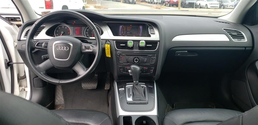 Used Audi A4 4dr Sdn Auto quattro 2.0T Premium 2010 | Victoria Preowned Autos Inc. Little Ferry, New Jersey