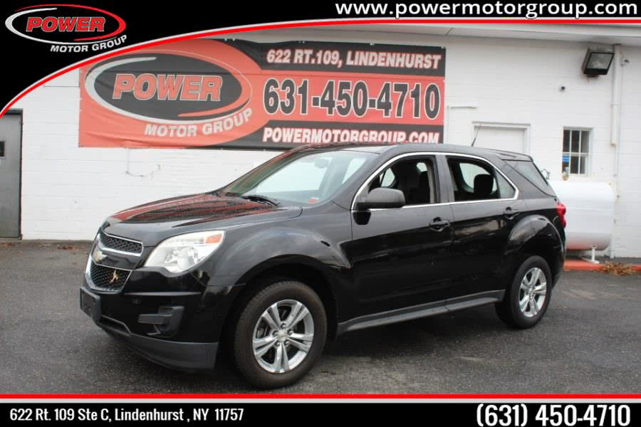 Used Chevrolet Equinox FWD 4dr LS 2012 | Power Motor Group. Lindenhurst , New York
