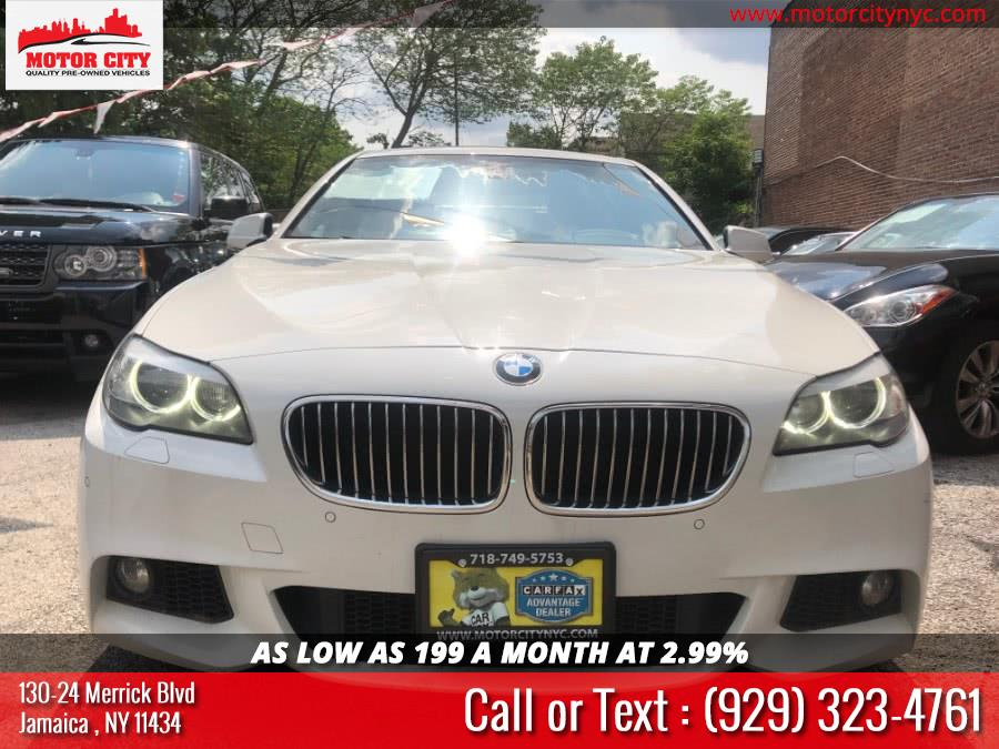 Used 2013 BMW 5 Series in Jamaica, New York | Motor City. Jamaica, New York